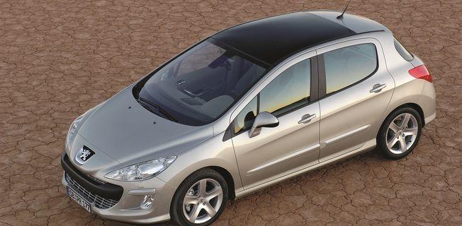 Peugeot 308 100 VTi (2011-)