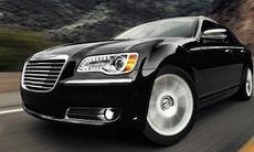 Chrysler 300C kommer inte som kombi