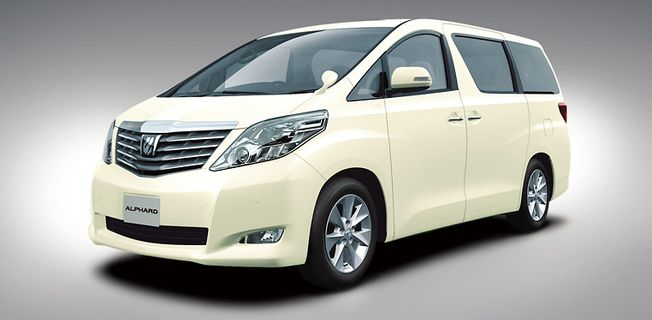 Toyota Alphard 2.4 (2011-)