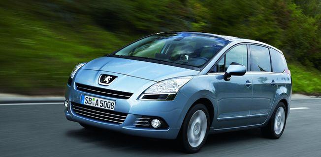 Peugeot 5008 155 THP (2011-)