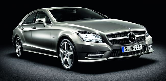 Mercedes-Benz CLS 350 CDI (2011-)