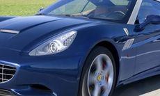 Ferrari California får mer kraft och lägre vikt