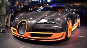 PARIS: 431 km/h! Veyron Super Sport