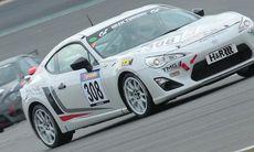 Officiell: Toyota GT-86 i racingutförande