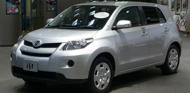 Toyota Ist 1.8 (2011-)