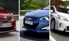 Här är årets bästa bilar – enligt Folksam