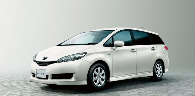 Toyota Wish 2.0 (2011-)