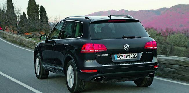 Volkswagen Touareg Hybrid (2011-)