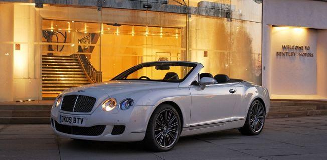 Bentley Continental GTC Speed (2011-)