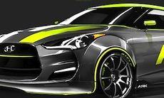 Hyundai Veloster Turbo kommer till Sverige