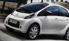 Citroën C-Zero prissänks 70.000 kronor