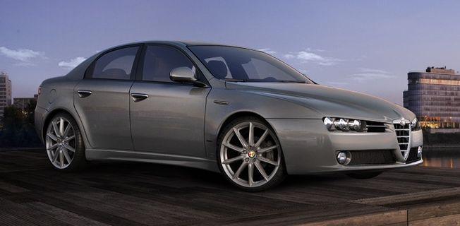 Alfa Romeo 159 2.4 JTDM 20V (2011-)