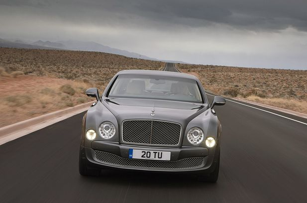 Bentley Mulsanne Mulliner Driving Specification - Bild 511840