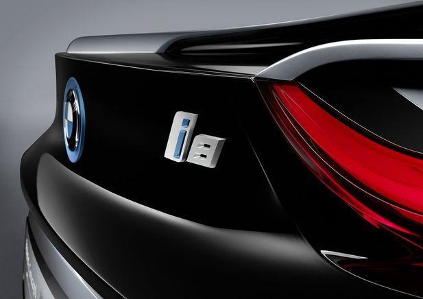 BMW i8 Concept Spyder premiärvisas i Beijing - Bild 525241
