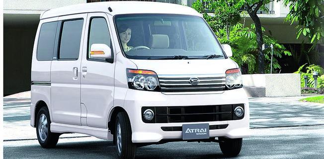 Daihatsu Atrai Wagon 0.7 (2011-)