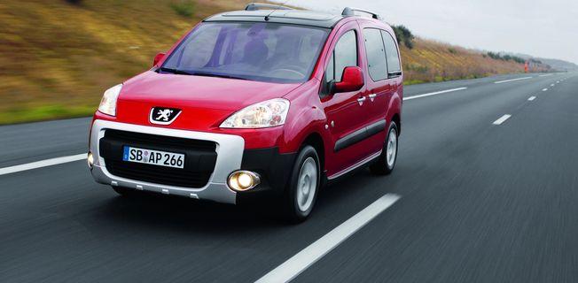 Peugeot Partner Tepee HDi FAP 90 (2011-)