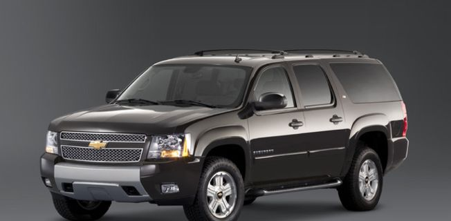Chevrolet Suburban 5.3 (2011-)