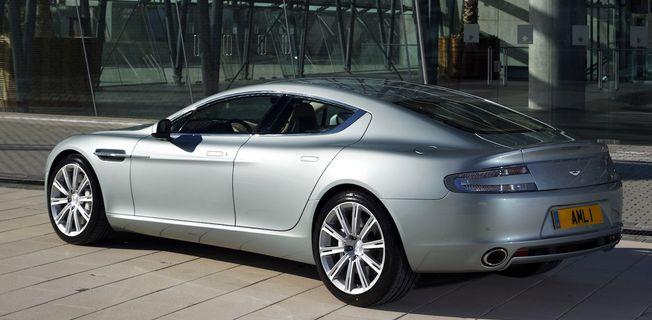 Aston Martin Rapide (2011-)