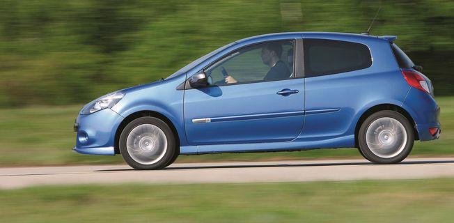 Renault Clio 1.5 dCi 105 FAP (2011-)