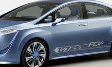 Toyota visar framtidens miljöbilar – tre gånger