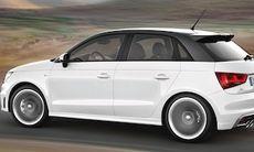 Audi A1 Sportback – nu med fem dörrar