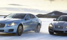 Jaguar XJ och XF får fyrhjulsdrift och ny V6-motor