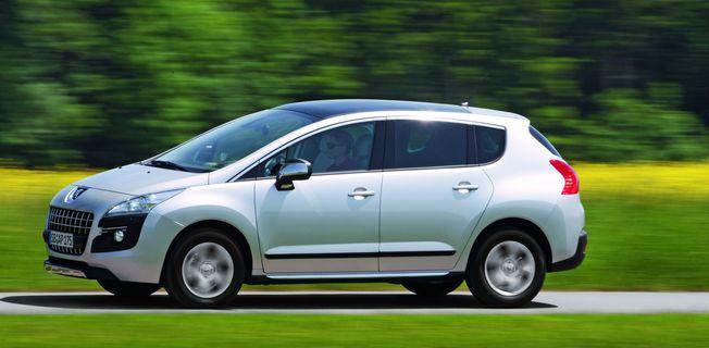 Peugeot 3008 120 VTi (2011-)