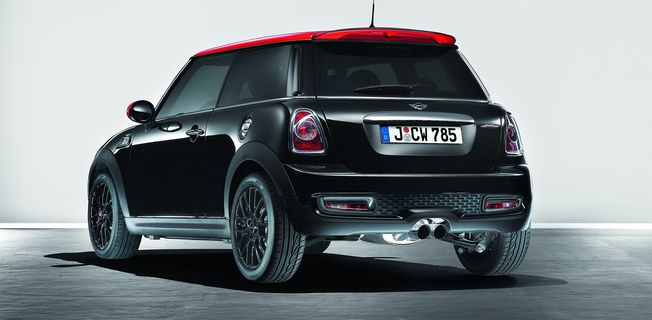 Mini John Cooper Works Clubman (2011-)