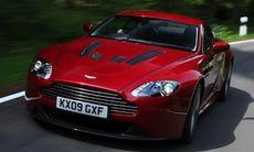 Aston Martin bekräftar taklös V12 Vantage