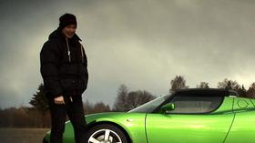 PROVKÖRD: Tesla är snabbare än Porsche 911
