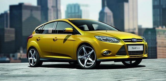 Ford Focus 1.6 16V (2011-)