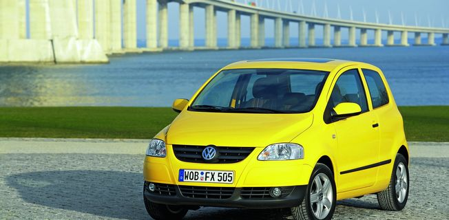 Volkswagen Fox 1.0 (2011-)