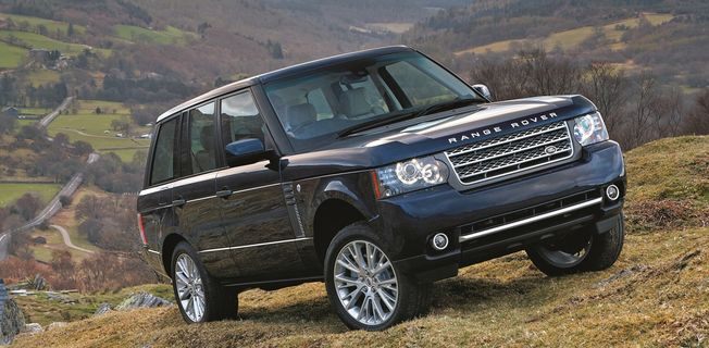 Land Rover Range Rover 5.0 V8 SC (2011-)