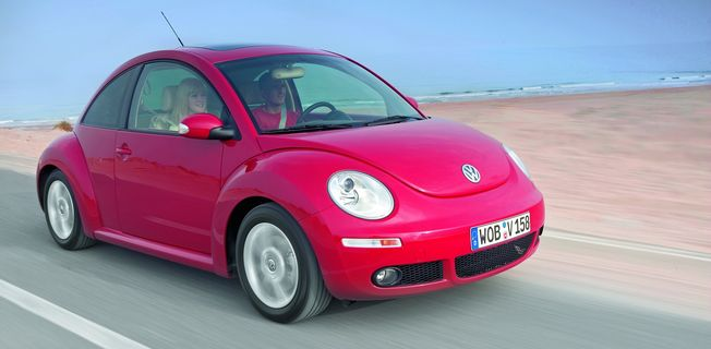 Volkswagen New Beetle 1.8 Turbo (2011-)