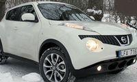 PROV: Nissan Juke med fyrhjulsdrift