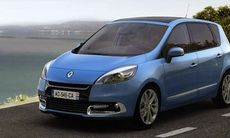 Renault uppdaterar Scenic och Grand Scenic