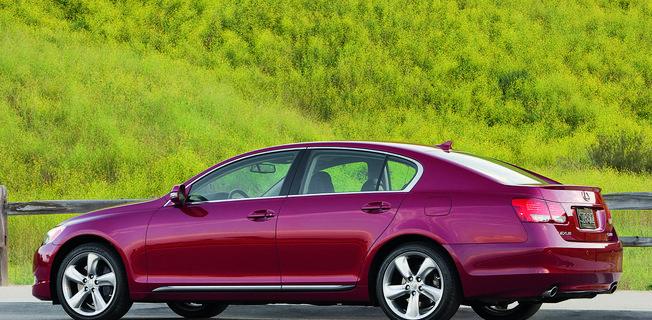 Lexus GS 350 (2011-)