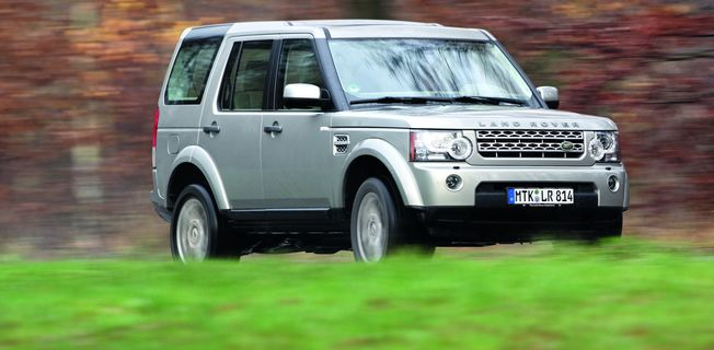 Land Rover Discovery 3.0 TDV6 (2011-)