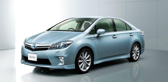 Toyota Sai 2.4 Hybrid (2011-)
