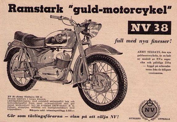 Vinglig NV 38