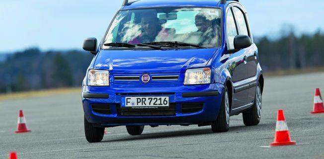 Fiat Panda 1.2 8V Natural Power (2011-)
