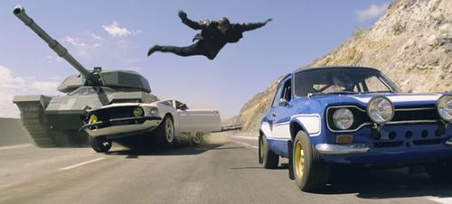 Filmrecension: Fast and Furious 6