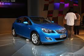 Buick Yinglang 1.6T (2011-)