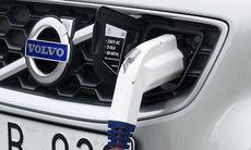 Volvo testar ny superladdare till elbilar