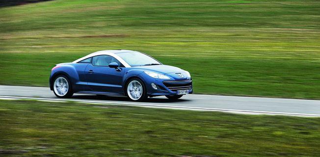 Peugeot RCZ HDi FAP 163 (2011-)