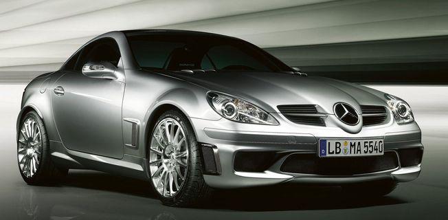 Mercedes-Benz SLK 55 AMG (2011-)