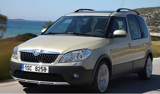 Skoda Roomster Scout 1.2 TSI (2011-)