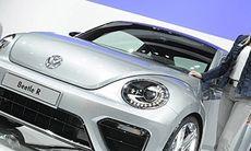VW Beetle i dräparversion