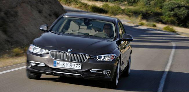 BMW 325d (2011-)