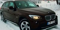 BMW X1 23d: En dyrgrip